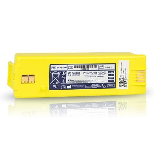 12v 5ah Battery >> Cardiac Science Powerheart AED G3 Battery 9146 - 102 202 ...