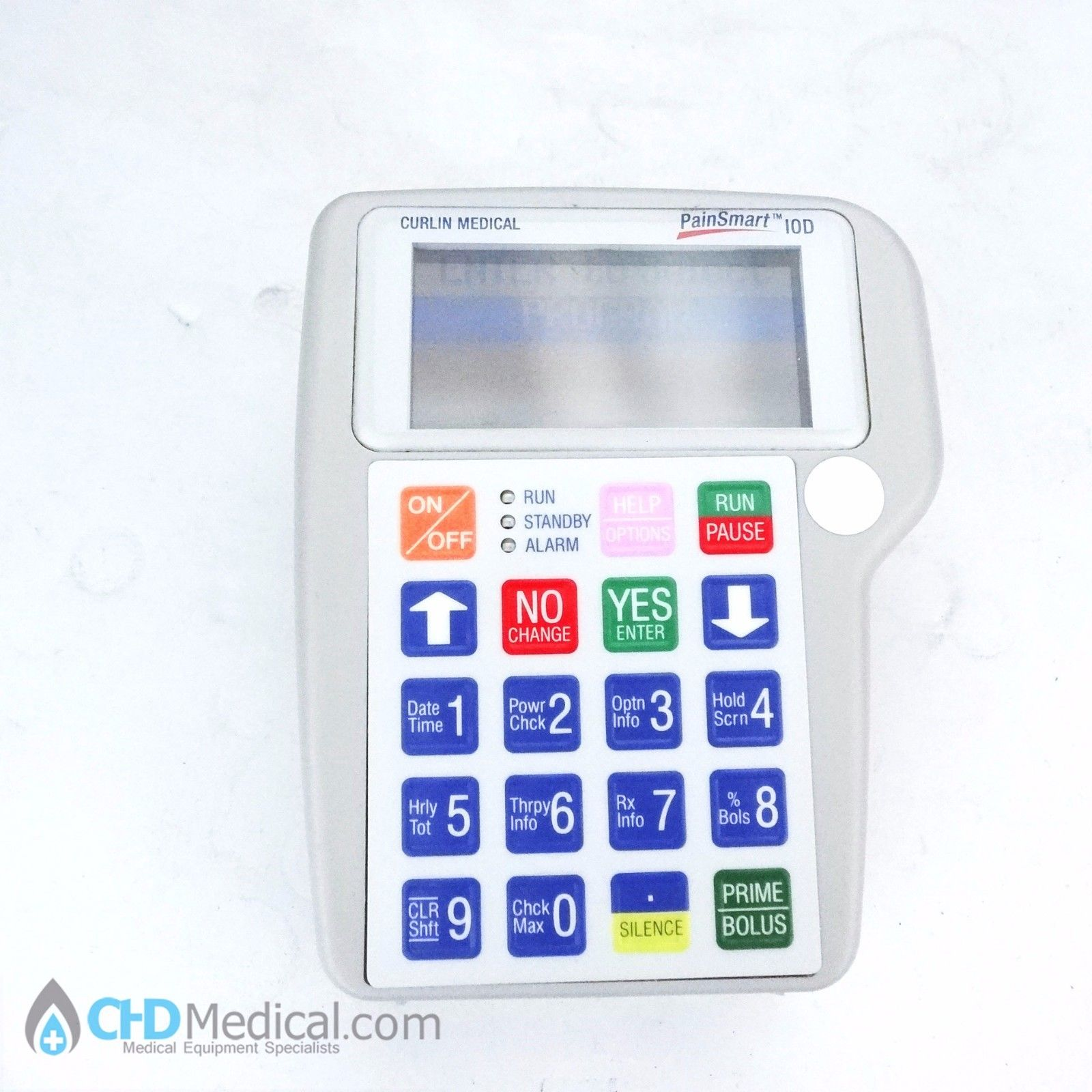 Moog Curlin Medical Painsmart IOD Infusion Pump