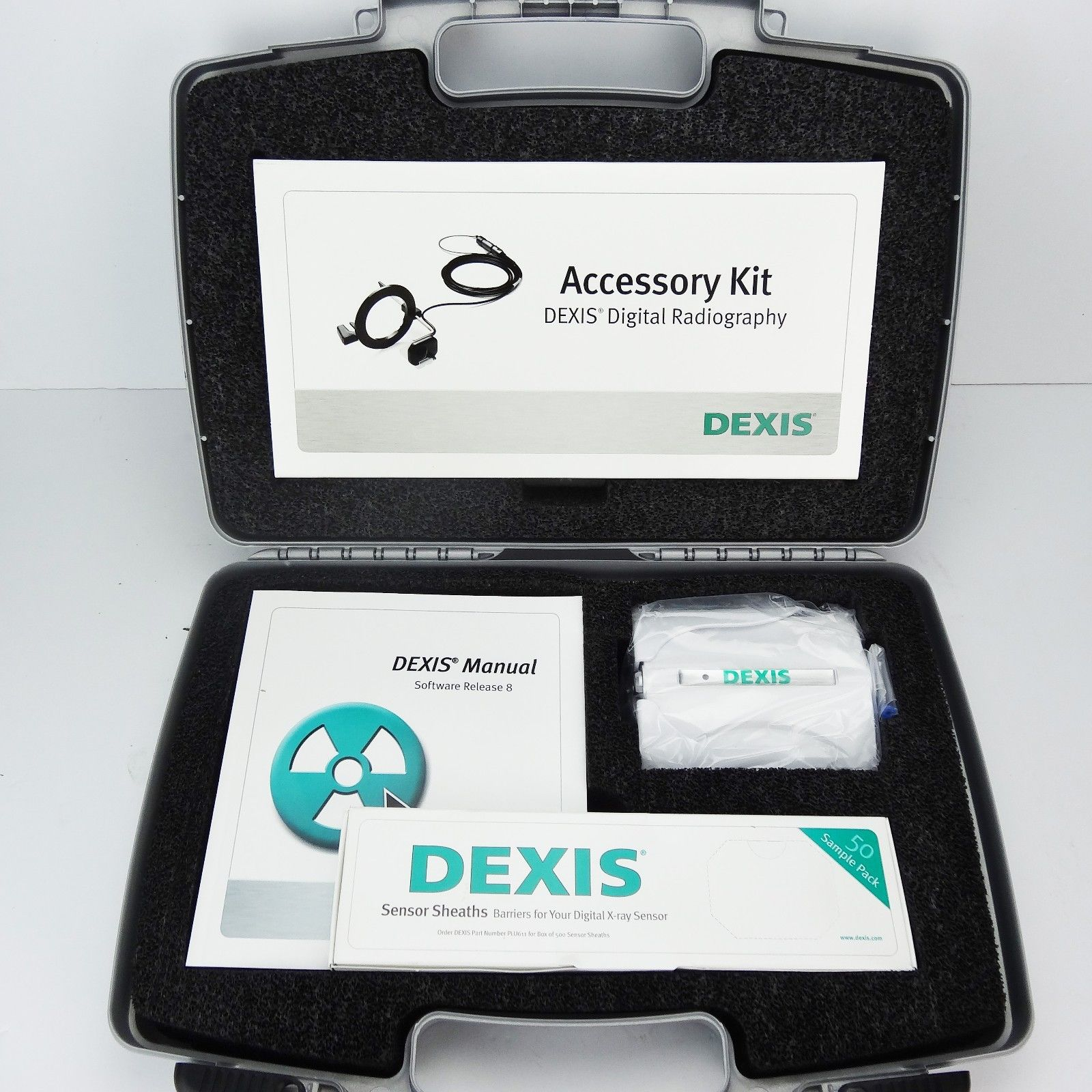 Dexis Dental X-Ray Sensor with PLU 660 and Accessories COMPLETE